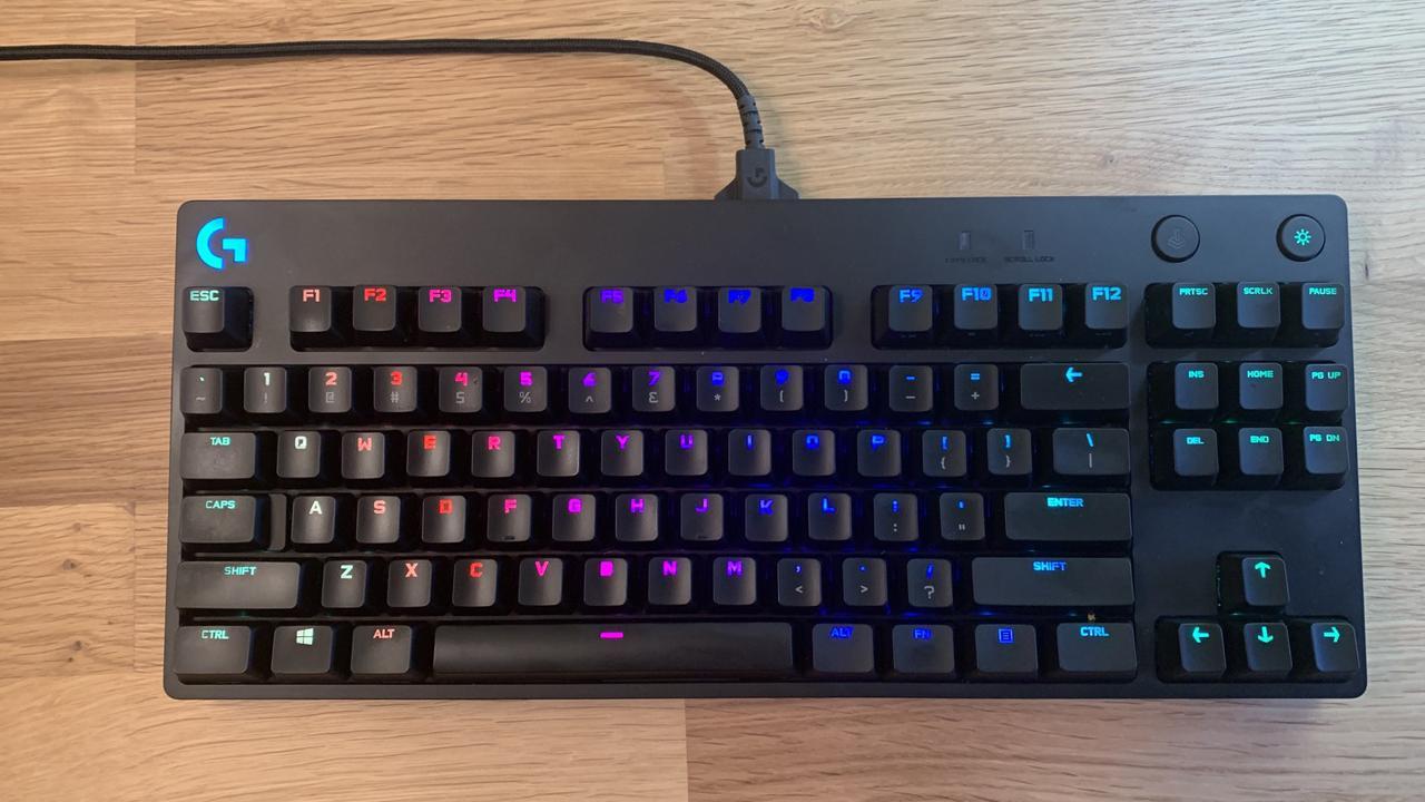 Возврат клавиатуры