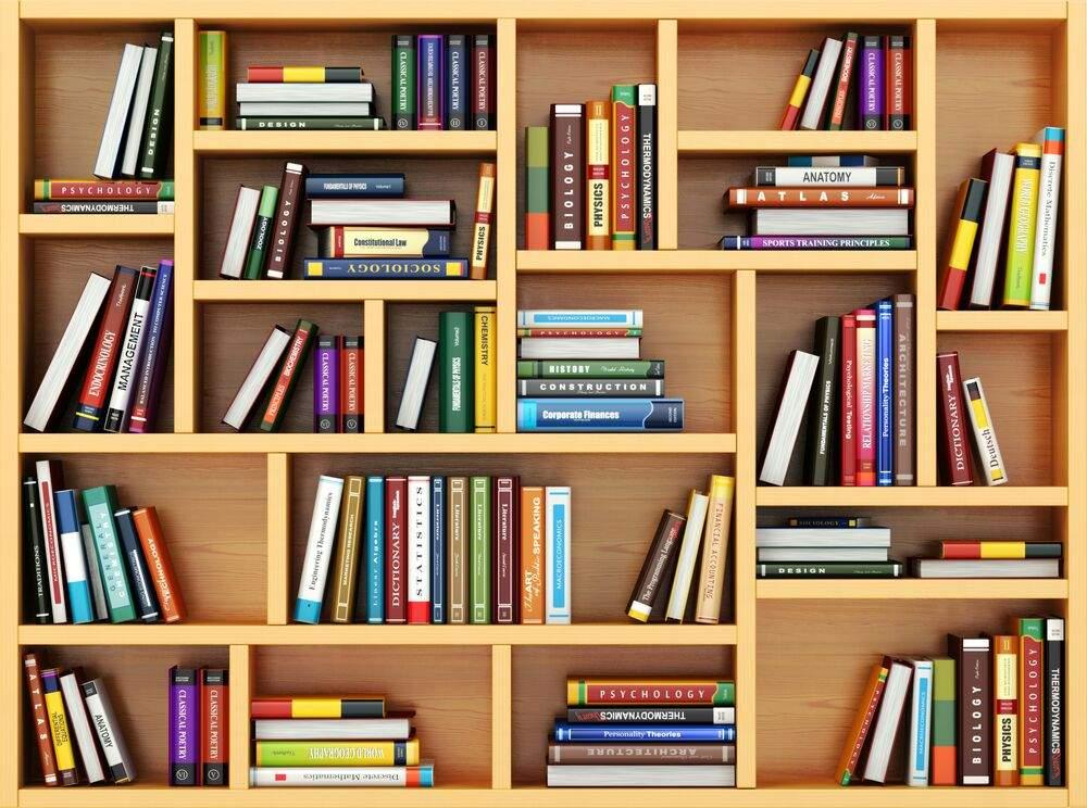 Возврат книжной полки