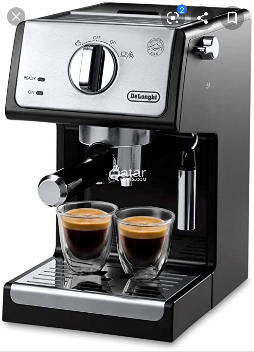 Возврат кофемашины