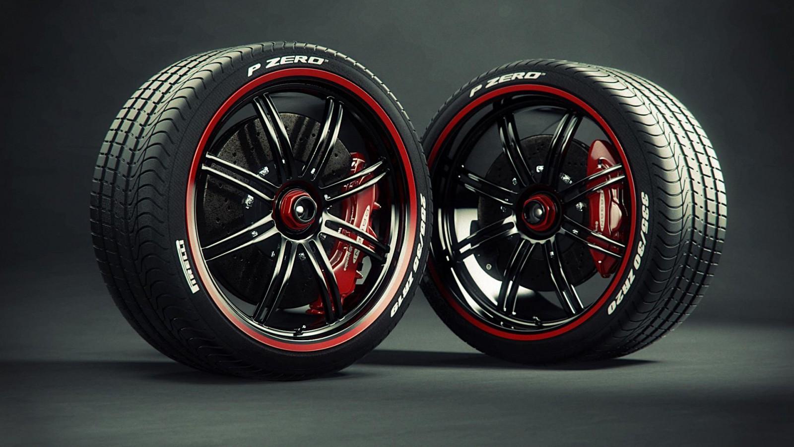 Возврат колес для автомобиля
