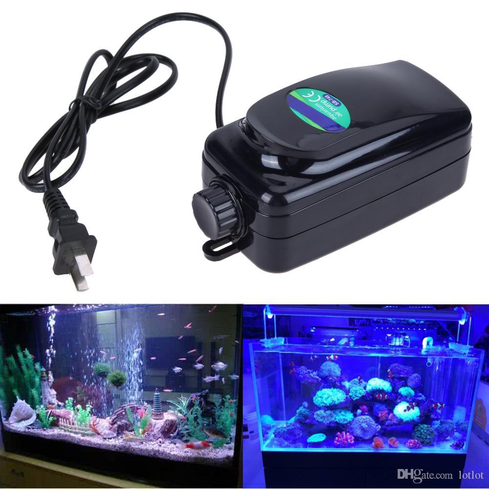 Возврат компрессора для аквариума
