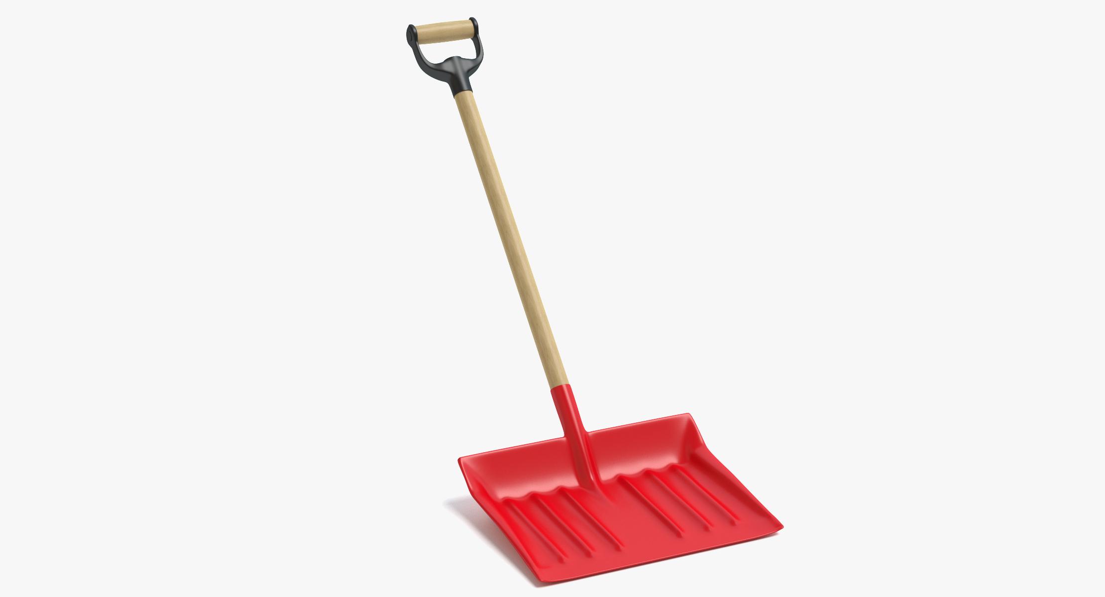 Возврат лопаты для чистки снега