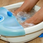 Возврат массажной ванночки для ног