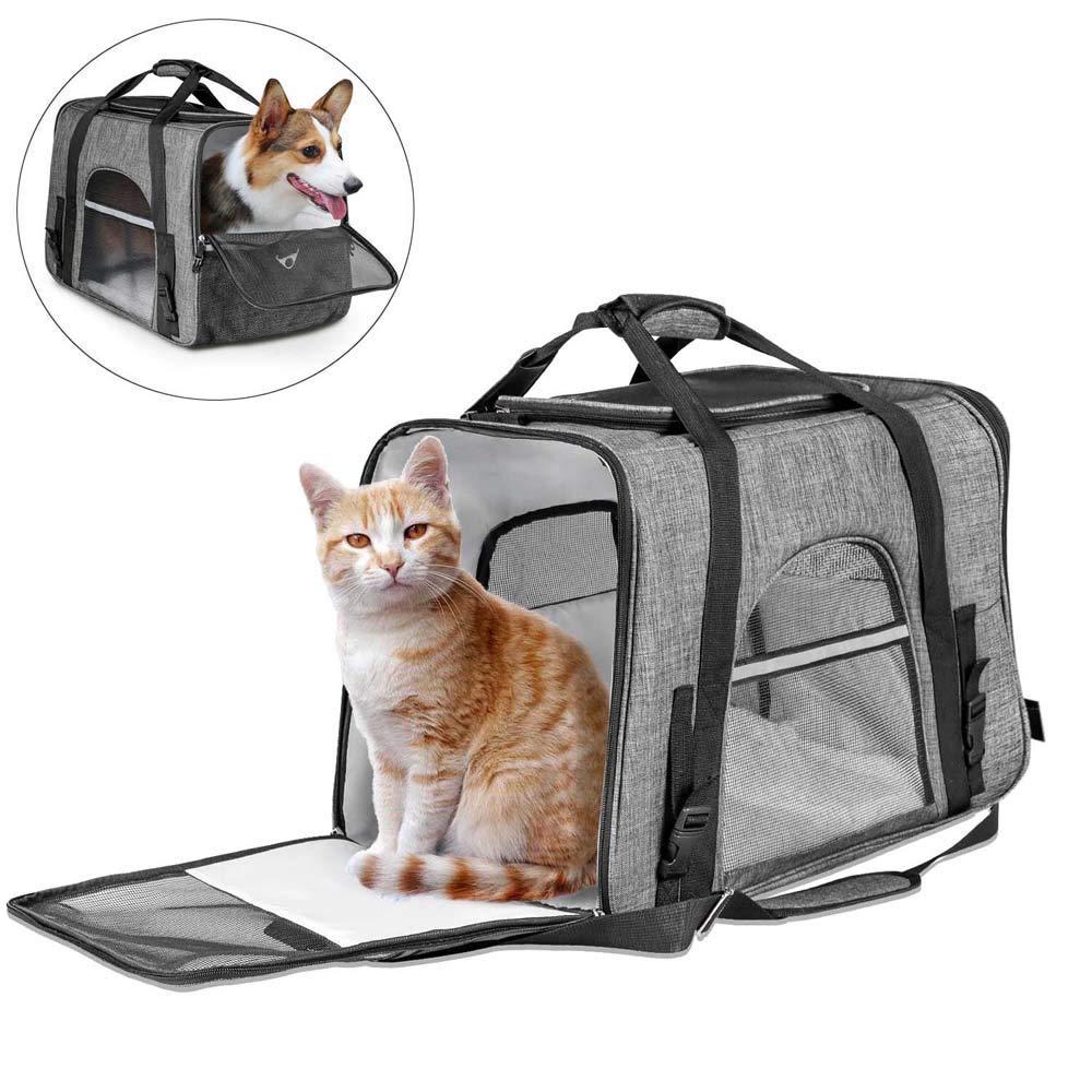Возврат сумки переноски для животных
