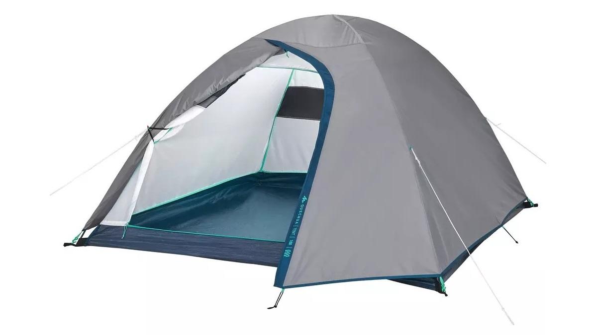 Возврат туристической палатки