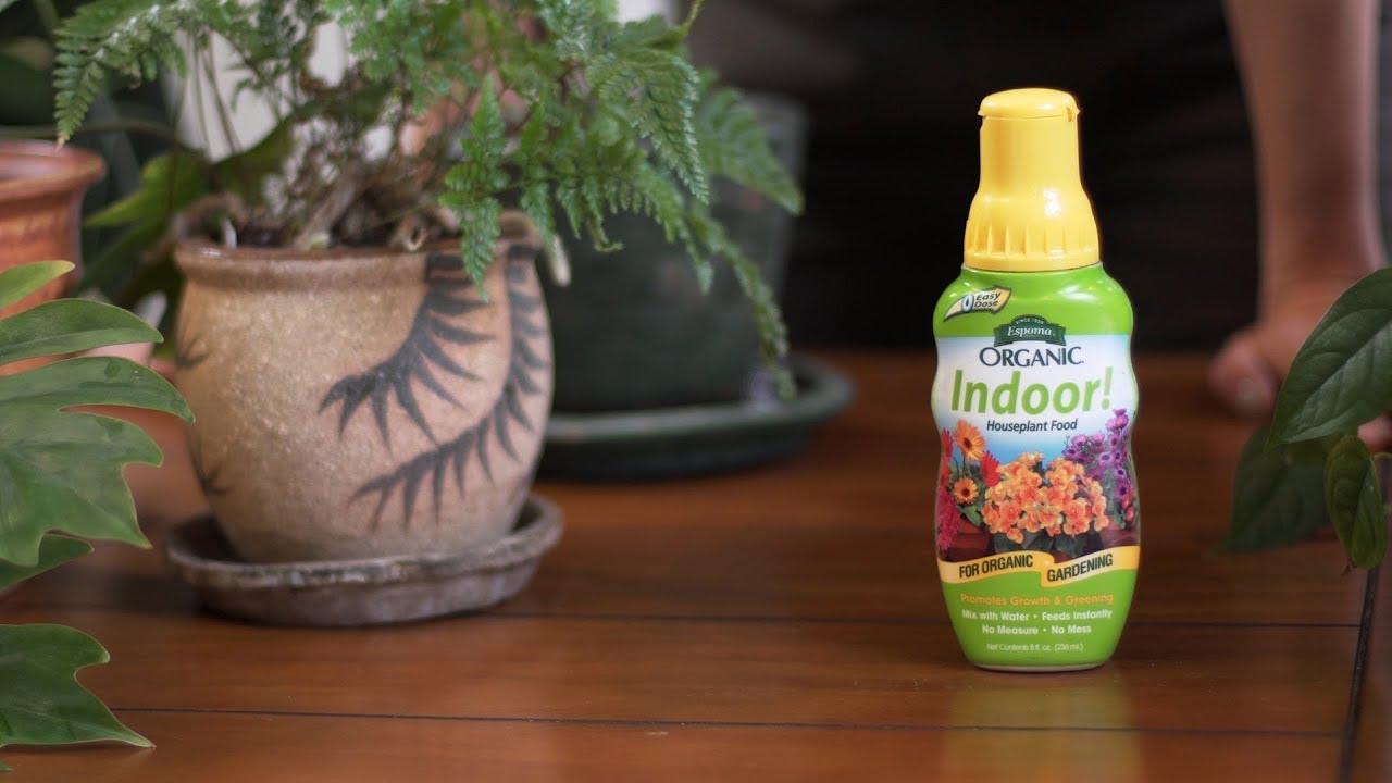 Возврат удобрений для растений