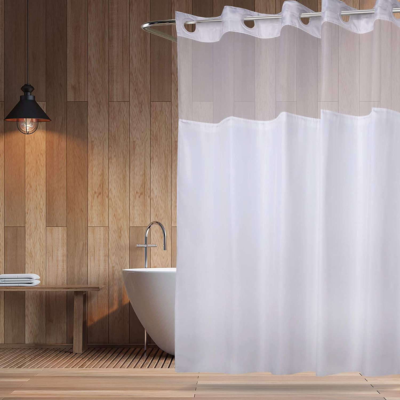 Возврат занавески для ванны